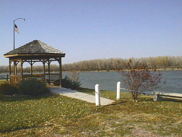 Niobrara River Oder Eau Qui Cour