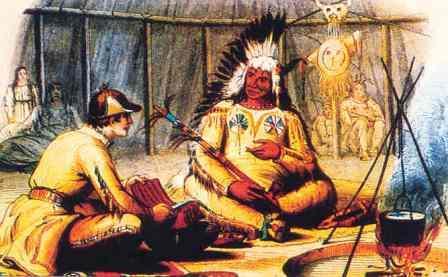 Die Küche der Indianer Nordamerikas