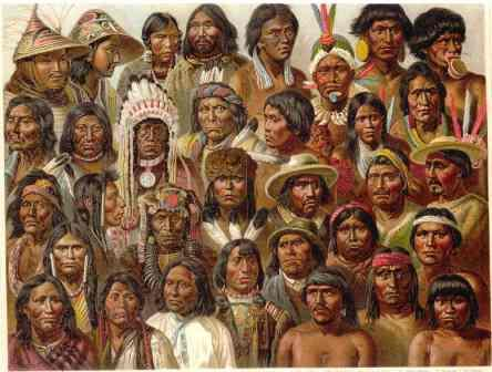 Ureinwohner Amerika